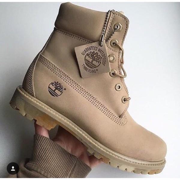 Damenschuhe Boots Timberland #A148U 6 INCH PREMIUM im Schuhe