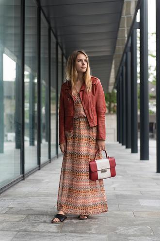 fashion gamble blogger jacket bag