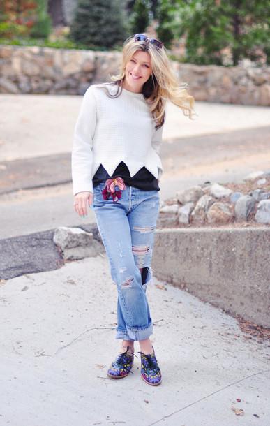love maegan sweater tank top sunglasses shoes