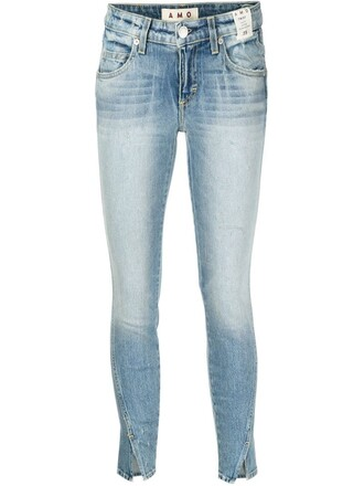 jeans cropped jeans cropped sweet blue