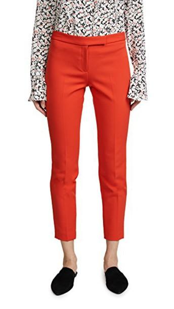 pants cigarette pants