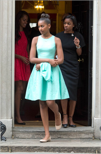 dress blue dress summer dress turquoise teal light blue obama family nude shoes mint dress zappos
