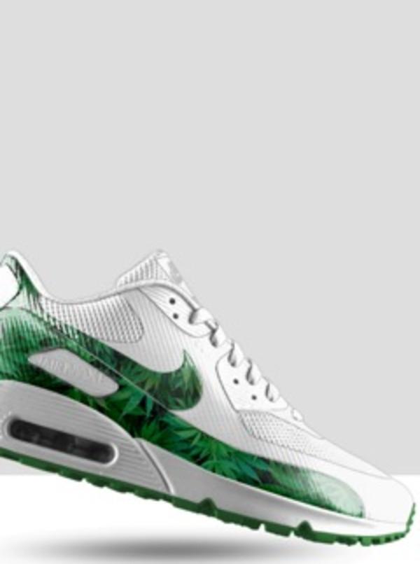 Nike Cannabis Shoes