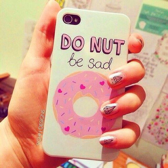 donut phone case cases iphone case