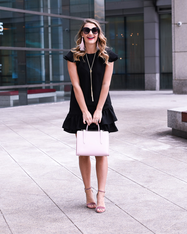 visions of vogue blogger dress shoes bag jewels sunglasses