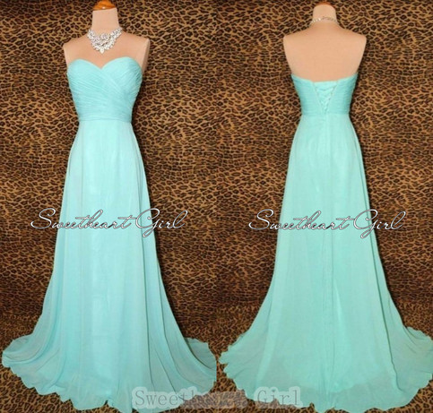 Sweetheart grace timeless glamour prom dress/bridesmaids dress
