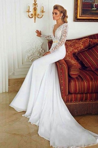 dress wedding dress lace wedding dresses vintage wedding dress white dress