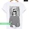 Kurt cobain stripes nirvana t-shirt