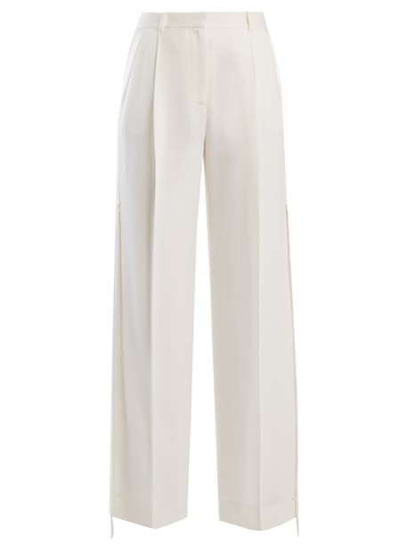 Givenchy wool white pants
