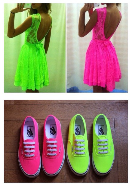vans shoes dress