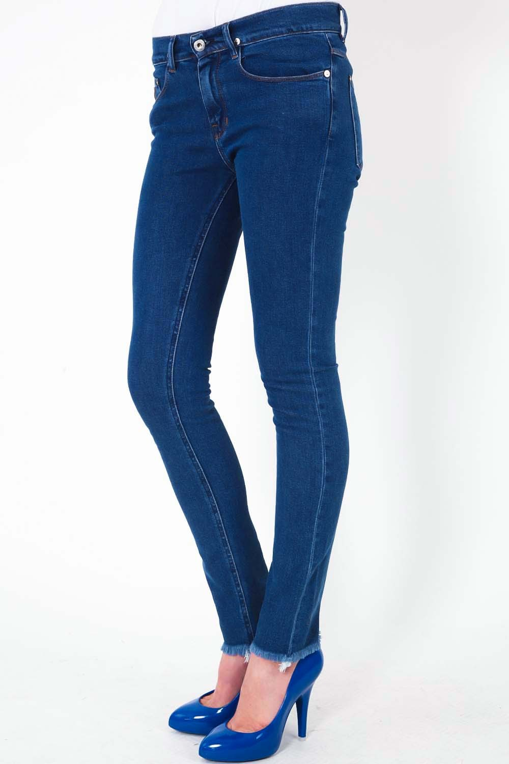 JEANS JOEY LADY APRIL 77 BLEU