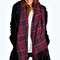 Fifi dark tartan scarf
