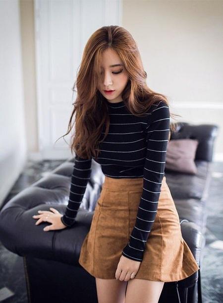 shirt cute petite korean fashion findit