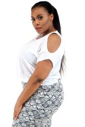 top,plus size,plus size top,shirt,blouse,white shirt,open,cut-out,crop tops