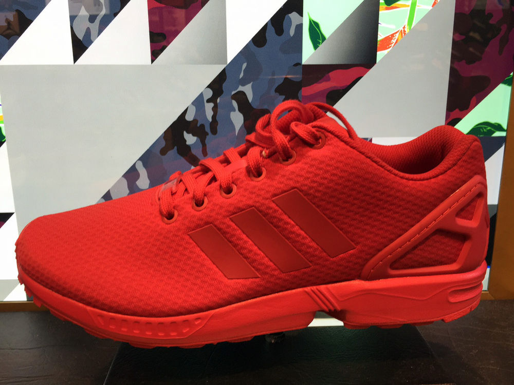 Adidas Flux Galaxy Red