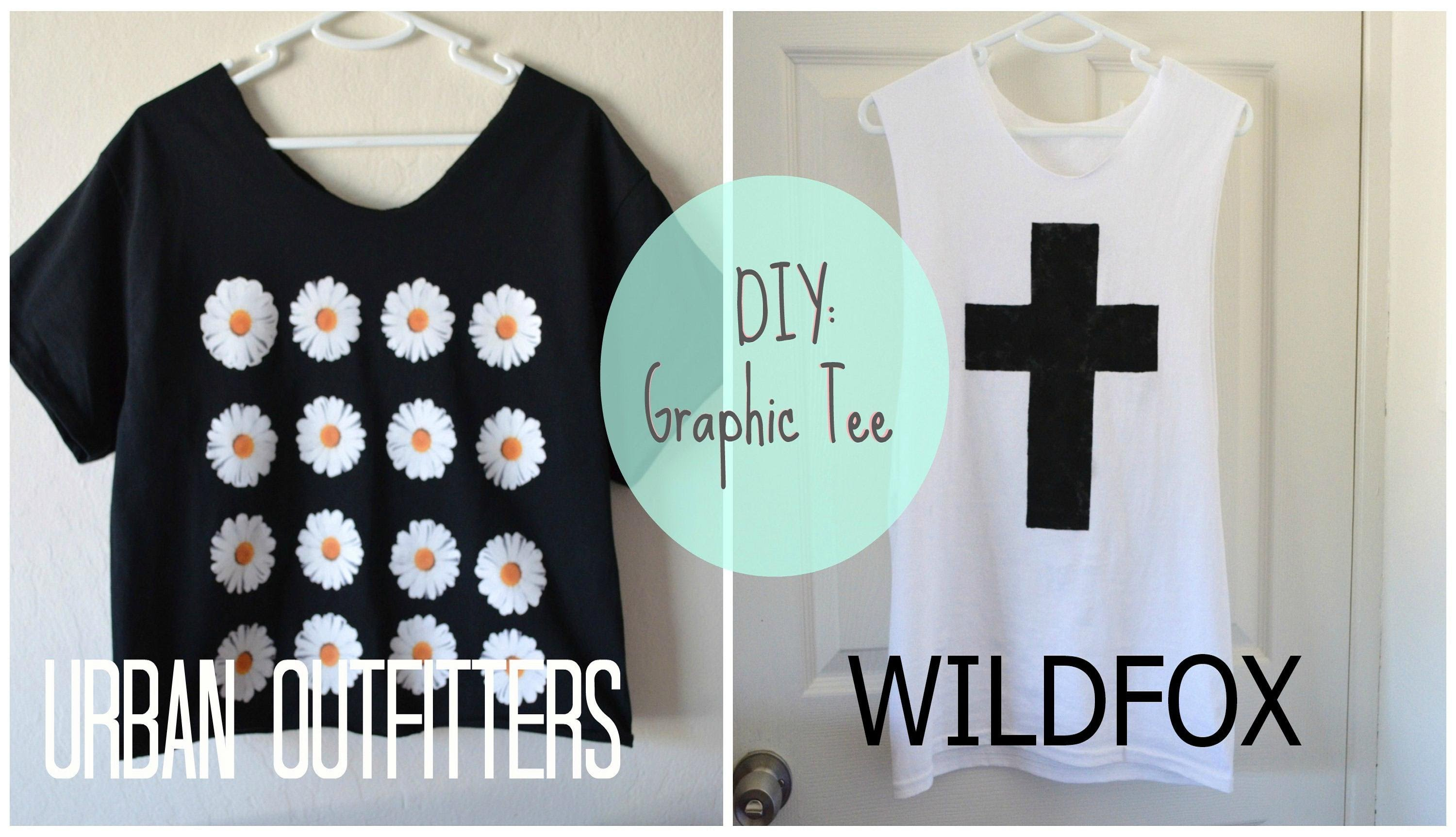 Diy high end graphic tees youtube for How to get into the t shirt printing business