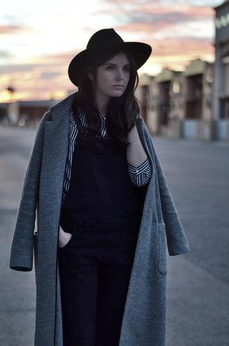 views by laura blogger coat shirt shoes bag
