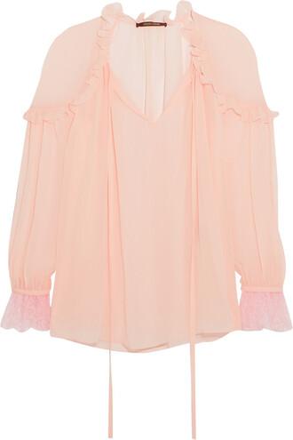 top silk pastel pink pastel pink