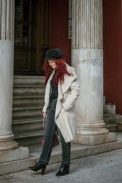 nothinglikefashion,blogger,coat,jeans,bag,shoes