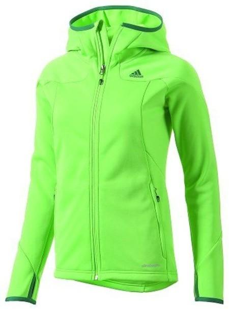 jacket green adidas