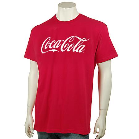 Coca-ColaStore.com: Coca-Cola RPET Red Script T-Shirt