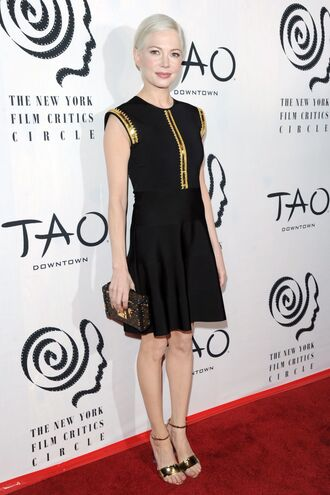 dress sandals michelle williams