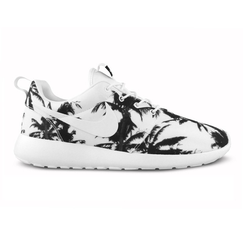 Nike roshe run palm trees by country fashion