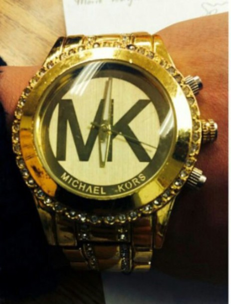 jewels micheal kors watch watch menswear