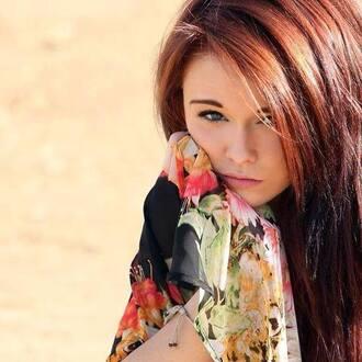 blouse acacia brinley