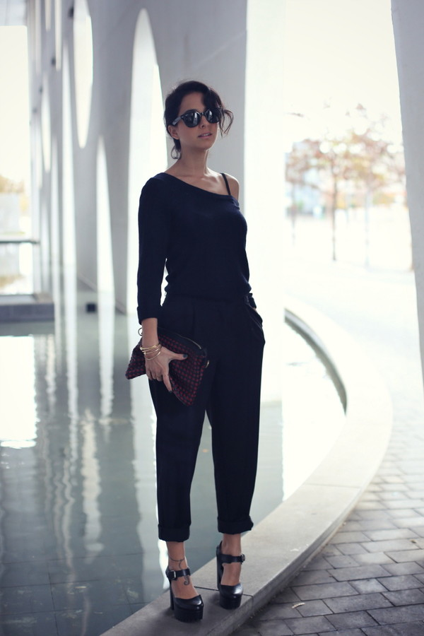 style in lima t-shirt pants bag shoes sunglasses jewels