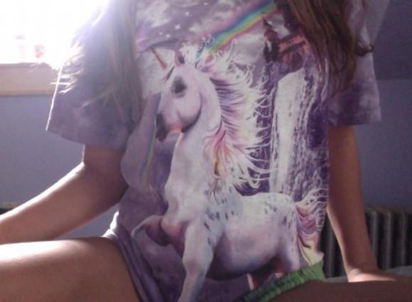 unicorn rainbow t-shirt magic unicorn shirt violet violet tshirt pale atropina grunge bedding violett pale grunge selfie photos