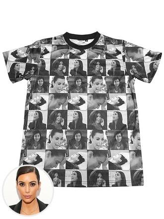 kim kardashian funny t-shirt