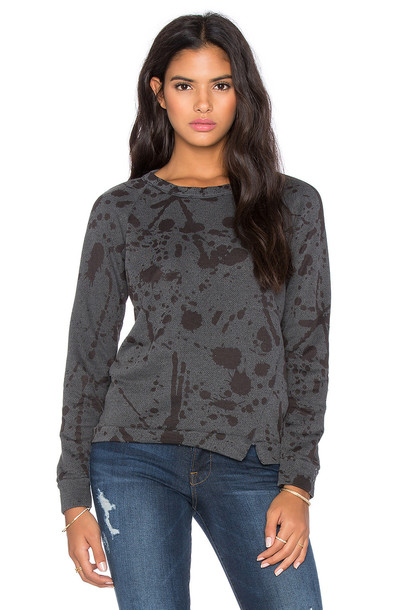 Stateside pullover charcoal