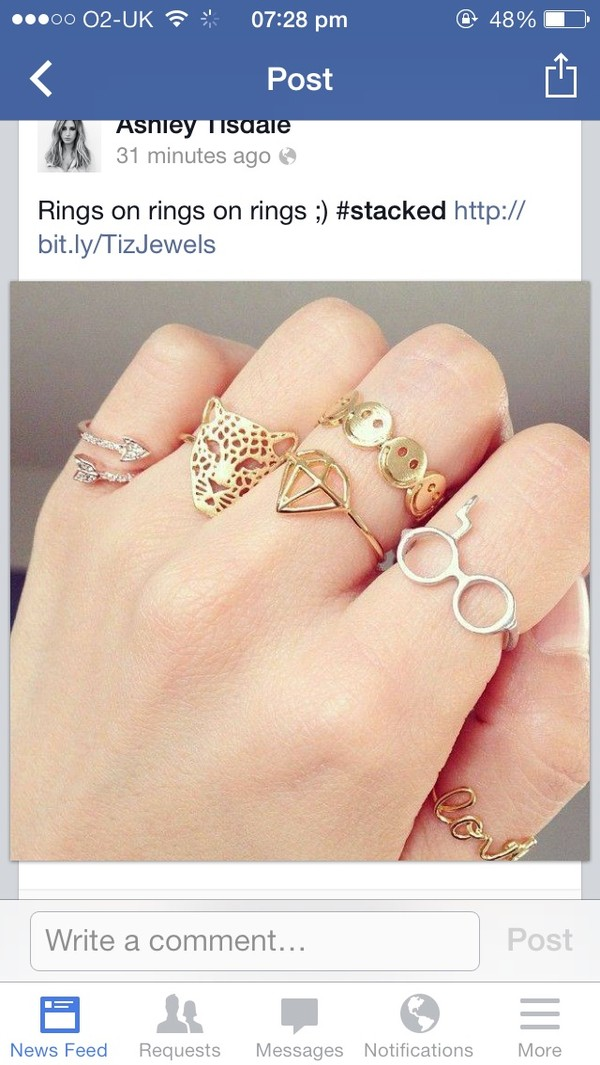 jewels ring harry potter