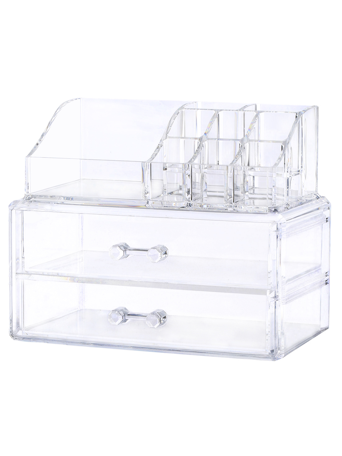 Acrylic Makeup & Beauty Storage -SheIn(Sheinside)