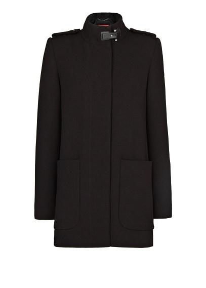 MANGO - CLOTHING - Coats - Two-pocket straight-cut coat