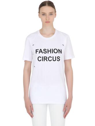 t-shirt shirt fashion cotton white top