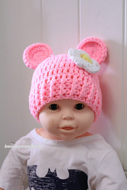 kids fashion boy girl girl girly kids fashion crochet baby baby girl infant  girl hat 8868b944009f