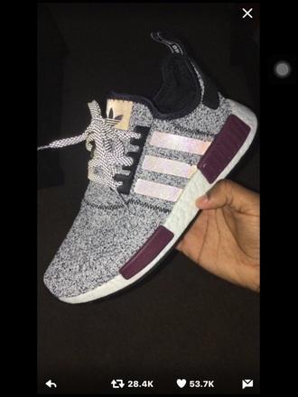 shoes adidas rnb grey