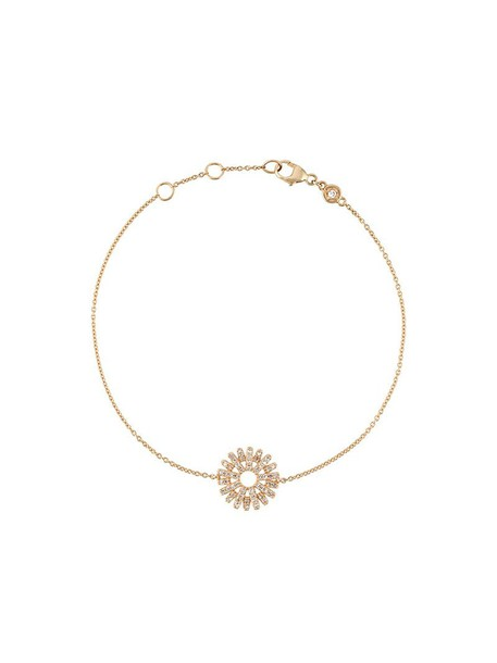 Astley Clarke sun women gold grey metallic jewels