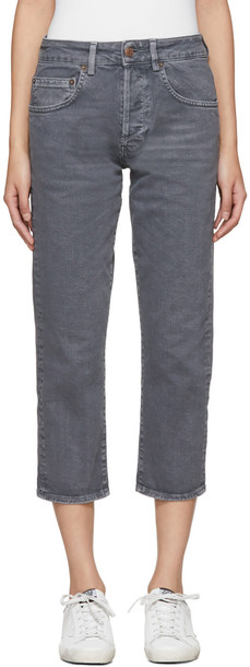 6397 jeans grey