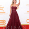 2013 emmy awards red carpet kaley red lace a-line formal evening prom dress 2-16 | ebay