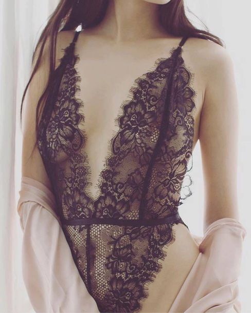 underwear black lingerie suzzlace lingerie bodysuit lace bodysuit lace bralette lace bra bra bra lace teddy teddy love honeymoon white lingerie floral lingerie valentines christmas lingerie lace top lace lingerie etsy lingerie summer trendy fashion mesh bra lace intimate