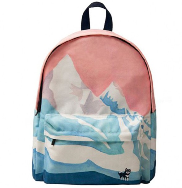 bag backpack pink cool fashion style trendy back to school light pink cute  teenagers 10c8455a93fdd