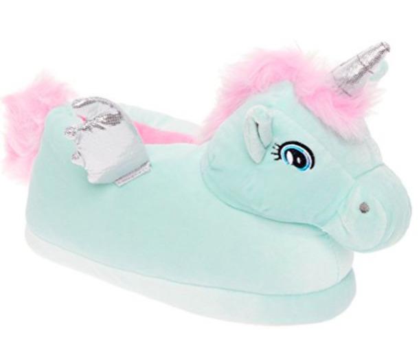 shoes unicorn slippers sleepover rave