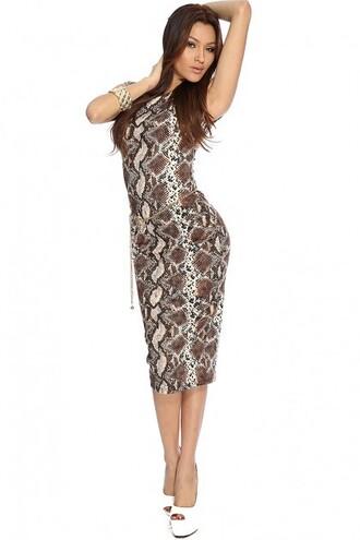 dress sale sales sexy dress winter apperal amiclubwear snake print winter dress print dress