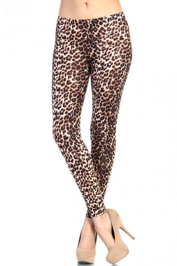 LoveMelrose.com From Harry & Molly | Leopard Print Leggings