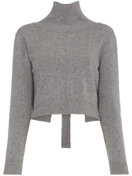Rejina Pyo sweater back women wool grey