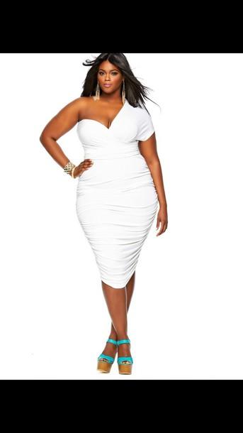 dress white dress white