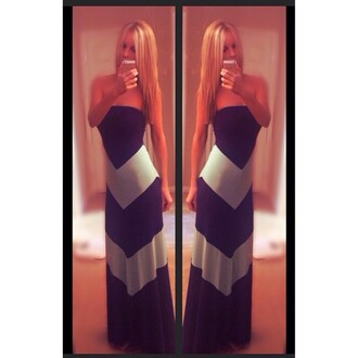 maxi dress kleid maxi kleid boho hippie chic style instagram arrow print long dress chevron dress